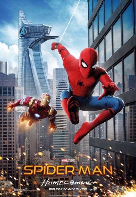 10 Spiderman
