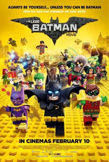 32 Lego Batman